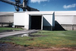 Hawaiian Cement Clinker Building