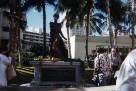 Princess Kaiulani Statue