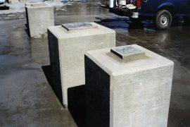 Batch Plant Foundation